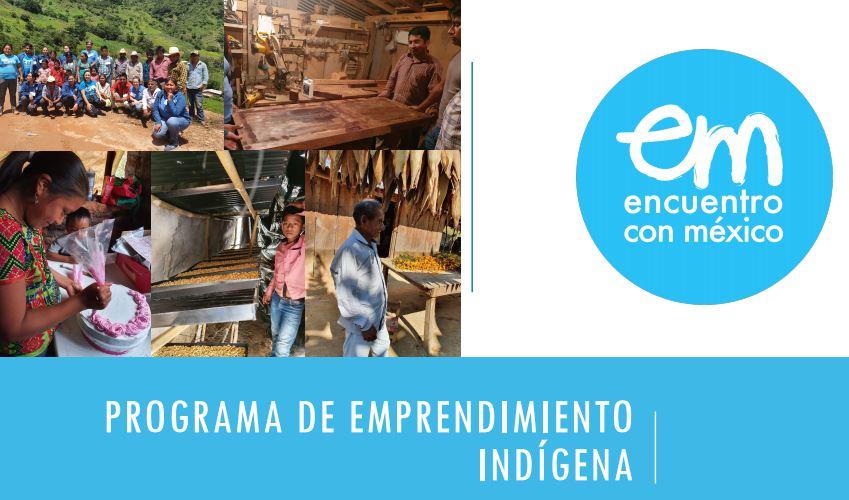 Programa de emprendimiento indígena (presentación)