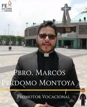 Padre Marcos Perdomo Montoya