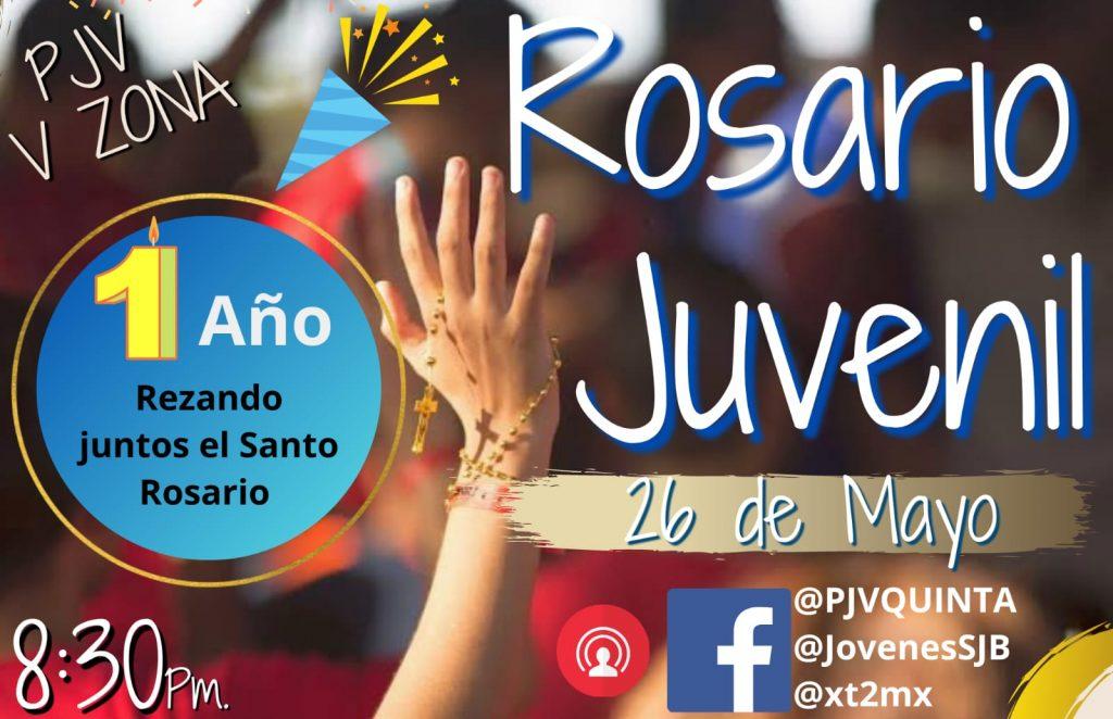 Rosario Juvenil V Zona Pastoral 2