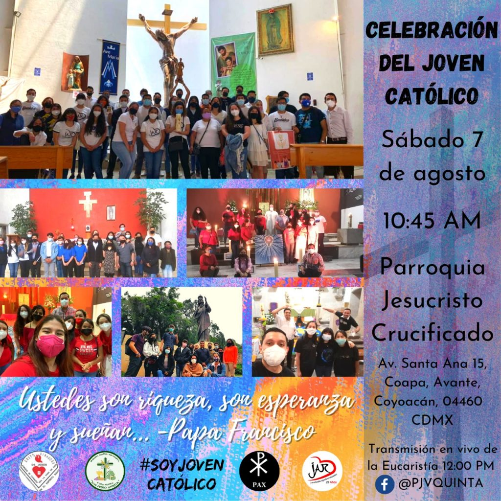 Celebración del Joven Católico